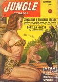 Jungle Stories (1938-1954 Fiction House) Pulp 2nd Series Vol. 4 #3