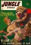 Jungle Stories (1938-1954 Fiction House) Pulp 2nd Series Vol. 4 #4