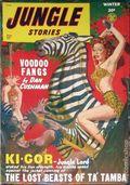 Jungle Stories (1938-1954 Fiction House) Pulp 2nd Series Vol. 4 #5