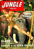 Jungle Stories (1938-1954 Fiction House) Pulp 2nd Series Vol. 4 #6