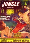 Jungle Stories (1938-1954 Fiction House) Pulp 2nd Series Vol. 4 #7