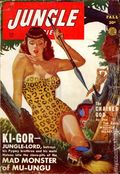 Jungle Stories (1938-1954 Fiction House) Pulp 2nd Series Vol. 4 #8
