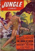Jungle Stories (1938-1954 Fiction House) Pulp 2nd Series Vol. 4 #9