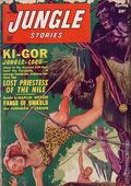Jungle Stories (1938-1954 Fiction House) Pulp 2nd Series Vol. 4 #10