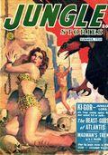 Jungle Stories (1938-1954 Fiction House) Pulp 2nd Series Vol. 4 #11