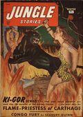 Jungle Stories (1938-1954 Fiction House) Pulp 2nd Series Vol. 5 #1