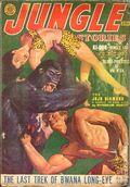 Jungle Stories (1938-1954 Fiction House) Pulp 2nd Series Vol. 5 #4