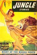 Jungle Stories (1938-1954 Fiction House) Pulp 2nd Series Vol. 5 #5