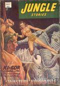 Jungle Stories (1938-1954 Fiction House) Pulp 2nd Series Vol. 5 #6