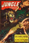 Jungle Stories (1938-1954 Fiction House) Pulp 2nd Series Vol. 5 #9