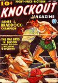 Knockout Magazine (1937-1938 Popular Publications) Pulp Vol. 1 #4