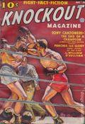 Knockout Magazine (1937-1938 Popular Publications) Pulp Vol. 2 #1