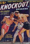 Knockout Magazine (1937-1938 Popular Publications) Pulp Vol. 2 #3