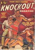Knockout Magazine (1937-1938 Popular Publications) Pulp Vol. 2 #4