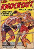 Knockout Magazine (1937-1938 Popular Publications) Pulp Vol. 3 #1