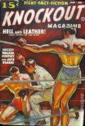 Knockout Magazine (1937-1938 Popular Publications) Pulp Vol. 3 #2