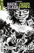 Hack Slash vs. Chaos (2018 Dynamite) 2D