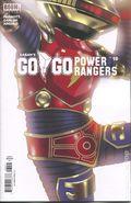Go Go Power Rangers (2017 Boom) 16B