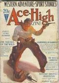 Ace-High Magazine (1921-1935 Readers' Publishing Corp/Clayton/Dell) Pulp Vol. 29 #3