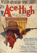 Ace-High Magazine (1921-1935 Readers' Publishing Corp/Clayton/Dell) Pulp Vol. 48 #1