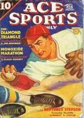 Ace Sports (1936-1949 Periodical House) Pulp Vol. 3 #2