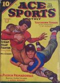 Ace Sports (1936-1949 Periodical House) Pulp Vol. 3 #3