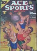Ace Sports (1936-1949 Periodical House) Pulp Vol. 3 #4