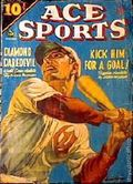 Ace Sports (1936-1949 Periodical House) Pulp Vol. 11 #3