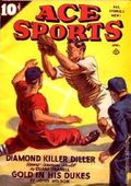 Ace Sports (1936-1949 Periodical House) Pulp Vol. 13 #4