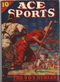 Ace Sports (1936-1949 Periodical House) Pulp Vol. 14 #3