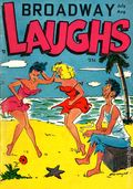 Broadway Laughs (1950-1963) 1st Series Vol. 10 #8