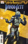 Star Wars Age of the Republic Jango Fett (2018) 1A