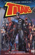 Titans TPB (2017-2019 DC Universe Rebirth) 2-REP