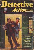 Detective Action Stories (1930-1937 Popular Publications) Pulp Vol. 1 #4