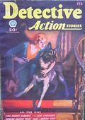 Detective Action Stories (1930-1937 Popular Publications) Pulp Vol. 2 #1