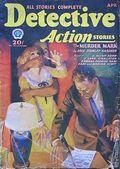 Detective Action Stories (1930-1937 Popular Publications) Pulp Vol. 2 #3