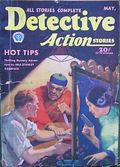 Detective Action Stories (1930-1937 Popular Publications) Pulp Vol. 2 #4