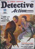 Detective Action Stories (1930-1937 Popular Publications) Pulp Vol. 3 #2