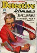 Detective Action Stories (1930-1937 Popular Publications) Pulp Vol. 3 #4