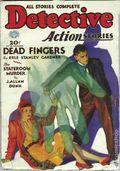 Detective Action Stories (1930-1937 Popular Publications) Pulp Vol. 4 #1