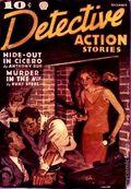 Detective Action Stories (1930-1937 Popular Publications) Pulp Vol. 6 #2