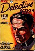 Detective Action Stories (1930-1937 Popular Publications) Pulp Vol. 7 #1