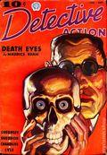 Detective Action Stories (1930-1937 Popular Publications) Pulp Vol. 7 #3