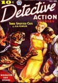 Detective Action Stories (1930-1937 Popular Publications) Pulp Vol. 7 #4