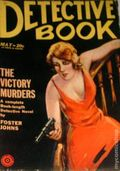 Detective Book Magazine (1930-1952 Fiction House) Pulp Vol. 1 #2