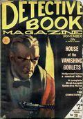 Detective Book Magazine (1930-1952 Fiction House) Pulp Vol. 1 #8