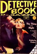 Detective Book Magazine (1930-1952 Fiction House) Pulp Vol. 1 #9