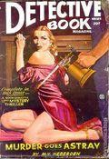 Detective Book Magazine (1930-1952 Fiction House) Pulp Vol. 4 #10