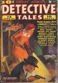 Detective Tales (1935-1953 Popular Publications) Pulp 2nd Series Vol. 1 #2