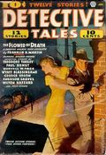 Detective Tales (1935-1953 Popular Publications) Pulp 2nd Series Vol. 2 #2